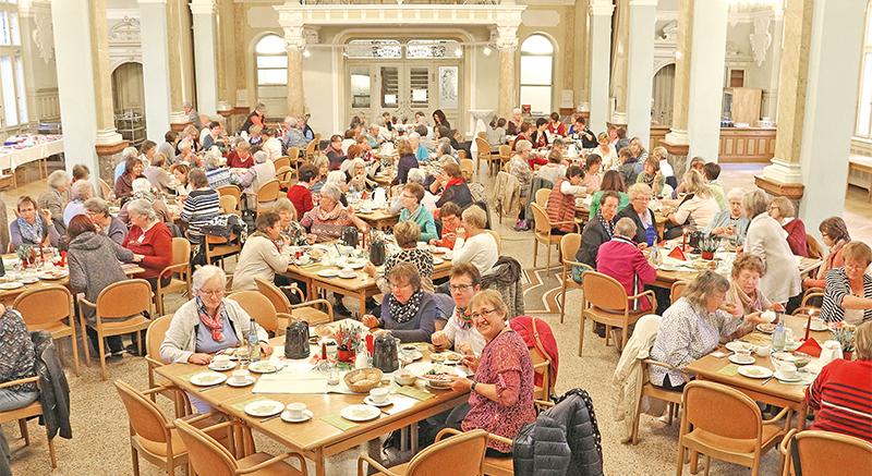 Frühstückstreffen für frauen in deutschland e.v